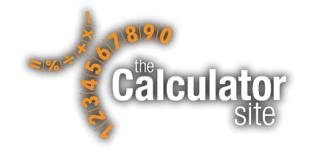Logo for The Calculator Site