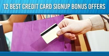 Best Credit Card Signup Bonus
