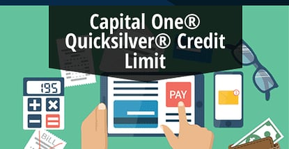 Capital One Quicksilver Credit Limit