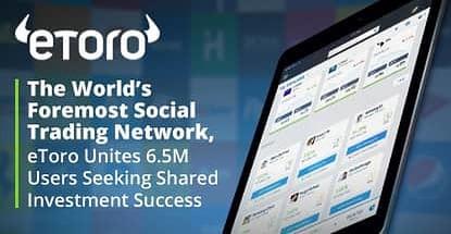 Etoro Unites Users Seeking Shared Investment Success