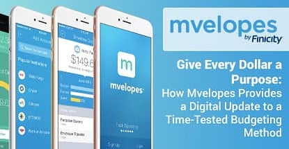 Mvelopes Provides A Digital Update To A Time Tested Budgeting Method
