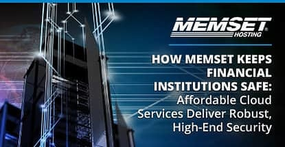 How Memset Keeps Financial Institutions Safe