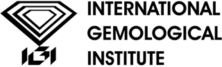 Logo for the International Gemological Institute
