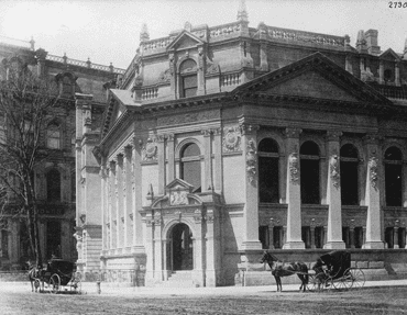 Photo of the First Bank of Montreal