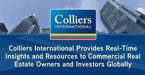 Colliers International Provides Real-Time Insights and Resources to Commercial Real Estate Owners and Investors Worldwide