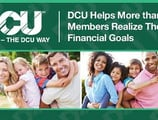 DCU Helps More than 600,000 Members Realize Their Financial Goals through Educational Programs & Fair Banking