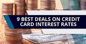 9 Best Deals on Credit Card Interest Rates (2020)