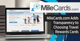 Vacations are in the Cards — MileCards.com Adds Transparency to the Process of Choosing Travel Rewards Cards for Your Next Trip