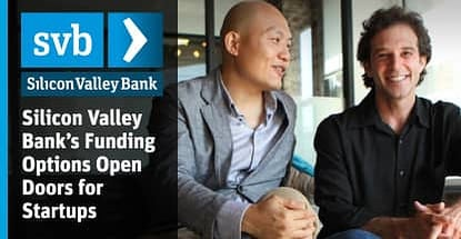 Silicon Valley Bank Opens Doors For Startups
