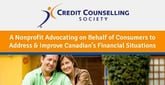 Credit Counselling Society: A Nonprofit Advocating on Behalf of Consumers to Address & Improve Canadian's Financial Situations