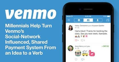 Venmo Makes Payments Social