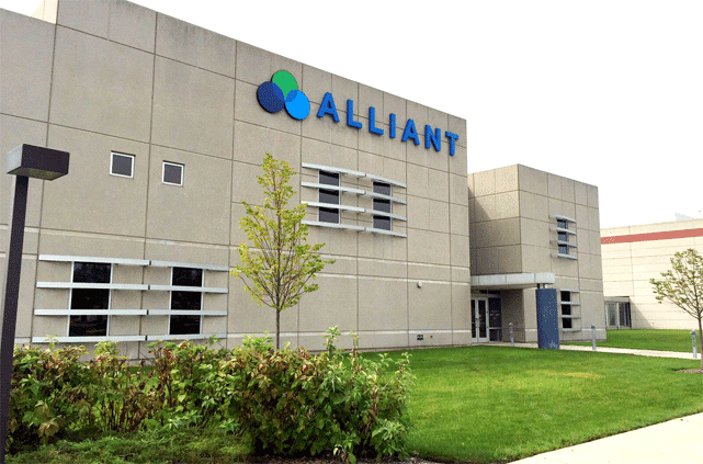 Photo of Alliant Credit Union headquarters