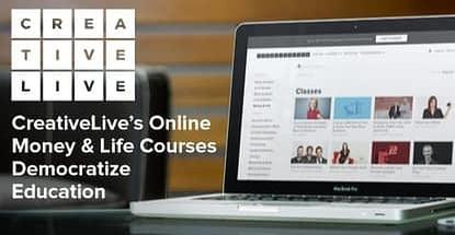 How Creativelive Democratizes Education
