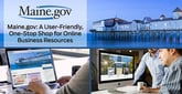 Maine.gov Earns Our Editor's Choice Award™ for Providing a User-Friendly, One-Stop Shop for Business Resources