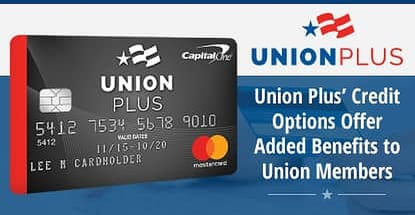 Union Plus Acts As A Financial Partner To Union Families