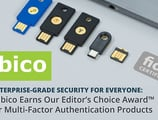 Enterprise-Grade Security for Everyone: Yubico Earns Our Editor's Choice Award™ for Multi-Factor Authentication Products