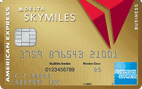 Business Gold Delta SkyMiles® Credit Card from American Express