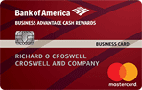 Business Advantage Cash Rewards Mastercard®