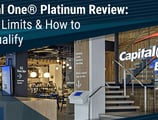 Capital One® Platinum Credit Card Credit Limit (Pre-Qualify Now)
