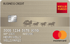 Wells Fargo Business Secured Credit Card