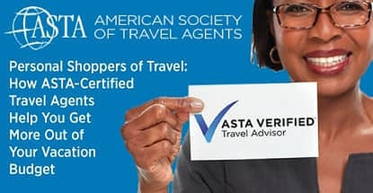 Asta Certified Travel Agents Help You Get More Out Of Your Vacation
