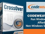 CodeWeavers Makes It Fast, Easy & Affordable to Run Windows Applications on Non-Windows Systems