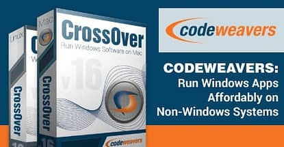 Codeweavers Makes It Affordable To Run Windows Apps On Non Windows Systems
