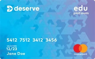 Deserve Edu Card