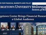 Georgetown Center for Financial Markets and Policy Brings Market Structure and Fintech Research to a Global Audience