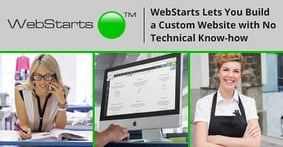 WebStarts Offers Entrepreneurs Tools to Build a Web Presence Regardless of Technical Ability