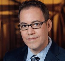 Portrait of Itzhak Ben-David, a Finance Professor at Ohio State University