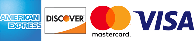 Logos for Four Major Credit Card Networks