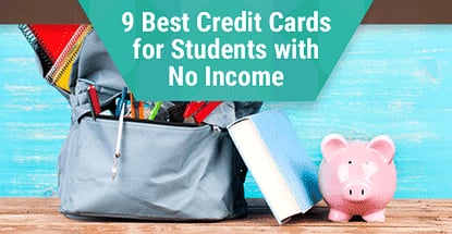 Credit Cards For Students With No Income