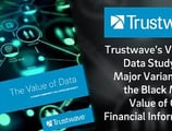 Trustwave's Value of Data Study Finds Major Variances on the Black Market Value of Critical Financial Information