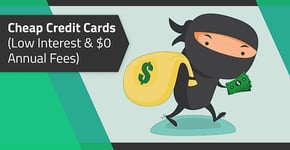 17 Cheap Credit Cards with Low Interest and $0 Fees