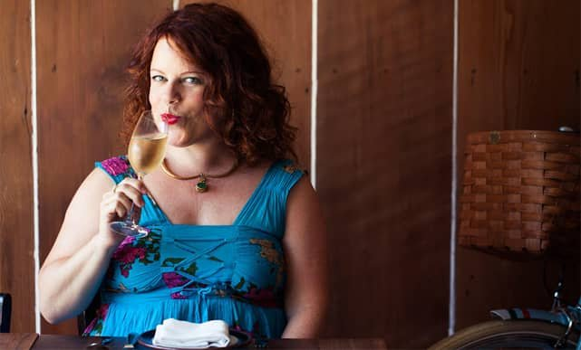 Photo of Marcia Gagliardi, Founder of tablehopper