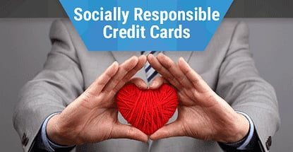 Socially Responsible Credit Cards