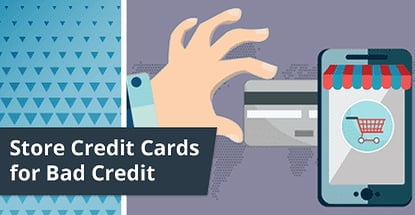 Store Credit Cards For Bad Credit Easiest To Get