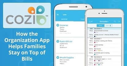 Cozi Helps Millions Of Households Stay Organized