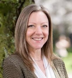 Photo of Buerk Center for Entrepreneurship Associate Director Amy Sallin