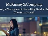 McKinsey & Company's Management and Operations Consulting Helps Banks Meet Strategic, Organizational, and Performance Demands