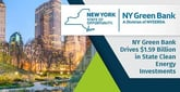 State-Sponsored NY Green Bank Drives Up to $1.6 Billion in Investments Furthering Clean Energy Projects Throughout New York