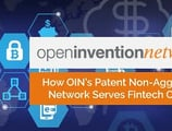 How Open Invention Network's Defensive Patent Pool Helps 2,400+ Open-Source Creators Further Blockchain and HyperLedger Fintech