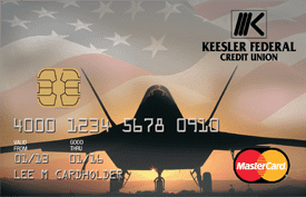 Keesler Credit Union Credit Card Image