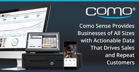 Como Sense Provides Businesses of All Sizes with Actionable Data That Drives Sales and Repeat Customers