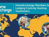 HomeExchange Allows Travelers to Live Like Locals and Save on Lodging by Exchanging Their Own Home with Vacationers