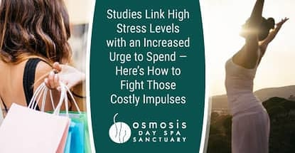 Studies Link High Stress Levels With An Increased Urge To Spend