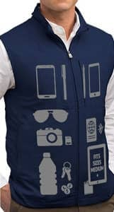 An Image of the SCOTTeVEST RFID Travel Vest