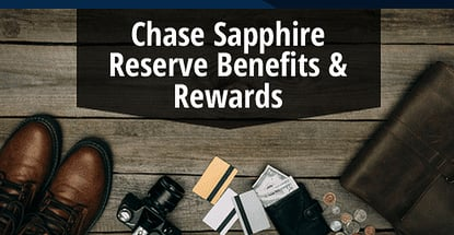 2020 Review of the Chase Sapphire Reserve (Benefits & Rewards)