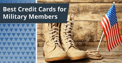 Best Credit Cards For Military